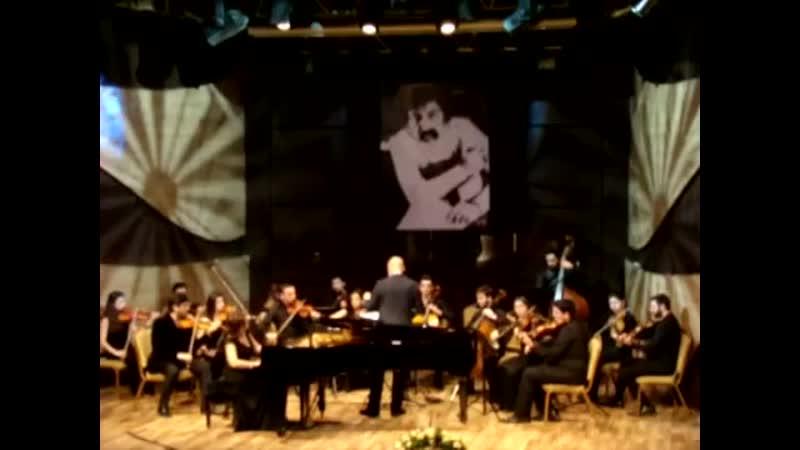 Джазовый вечер памяти Вагифа Мустафа-заде (2018) Бакинский джаZZ