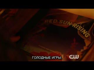 Честный трейлер 6-го сезона Сотни (субтитры какого-то гопника)