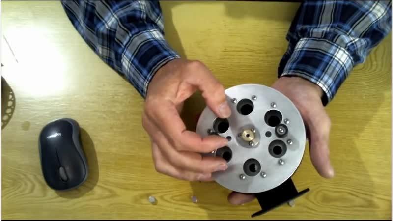 Переделка инерционной катушки XT 999