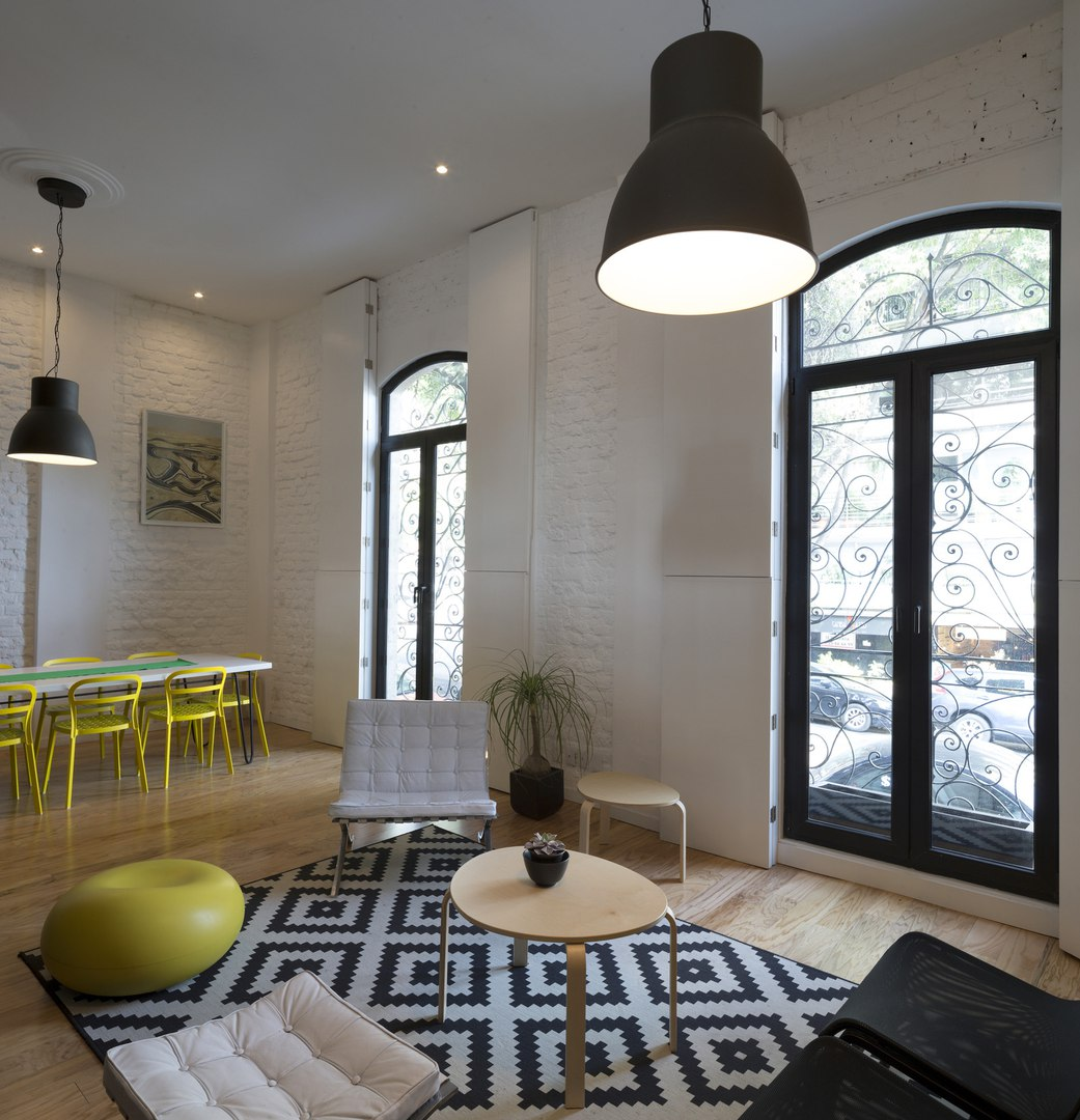 Квартира в два уровня