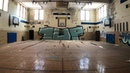 Abandoned st. Louis School in honor of the St. Louis Blues CHAMPS