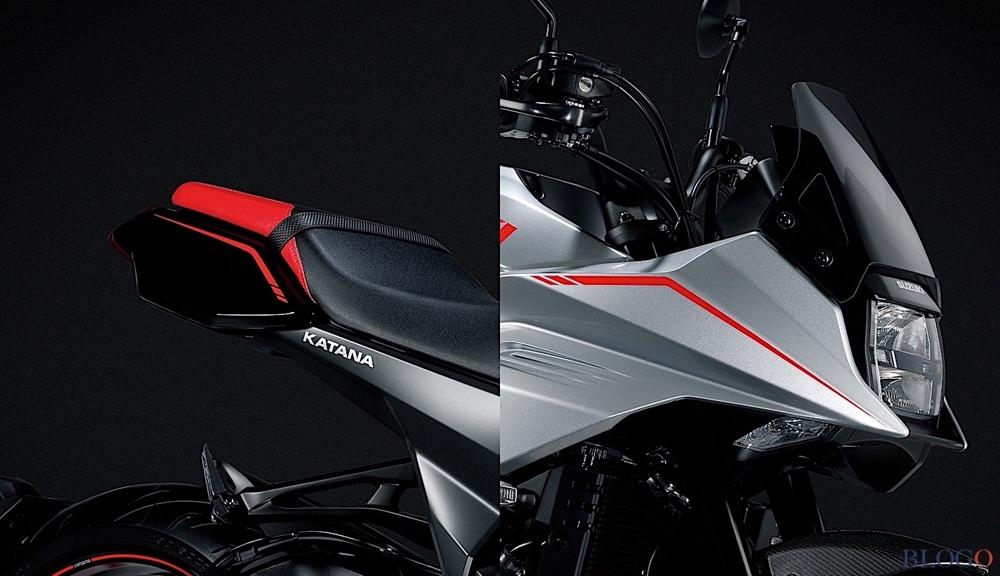Мотоцикл Suzuki Katana Jindachi