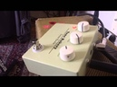 TONE BAKERY Creme Brulee overdrive boost