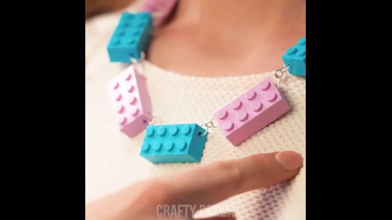 Украшение из Лего