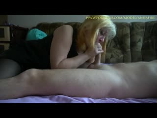 Hot milf in black dress gets fucked by a young guy (порно,секс,русское,частное,домашнее,porno,молодая,студентка,кончил,анал,blow