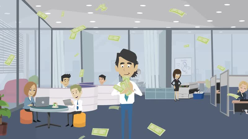 Officemoney.biz - Экономический симулятор с выводом реальных денег
