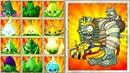 Plants vs Zombies 2 BattleZ All Mint Pvz2 Vs Mummified Gargantuar Gameplay 2019