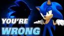 The Sonic Movie 2019 Teaser ISN'T BAD!