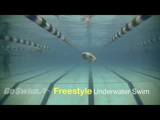 Freestyle - underwater free