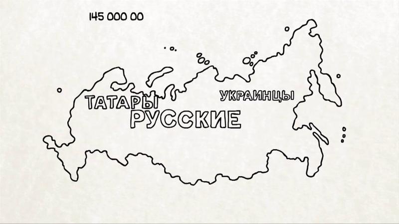 Вежливые русские - Кто самый сплоченный?