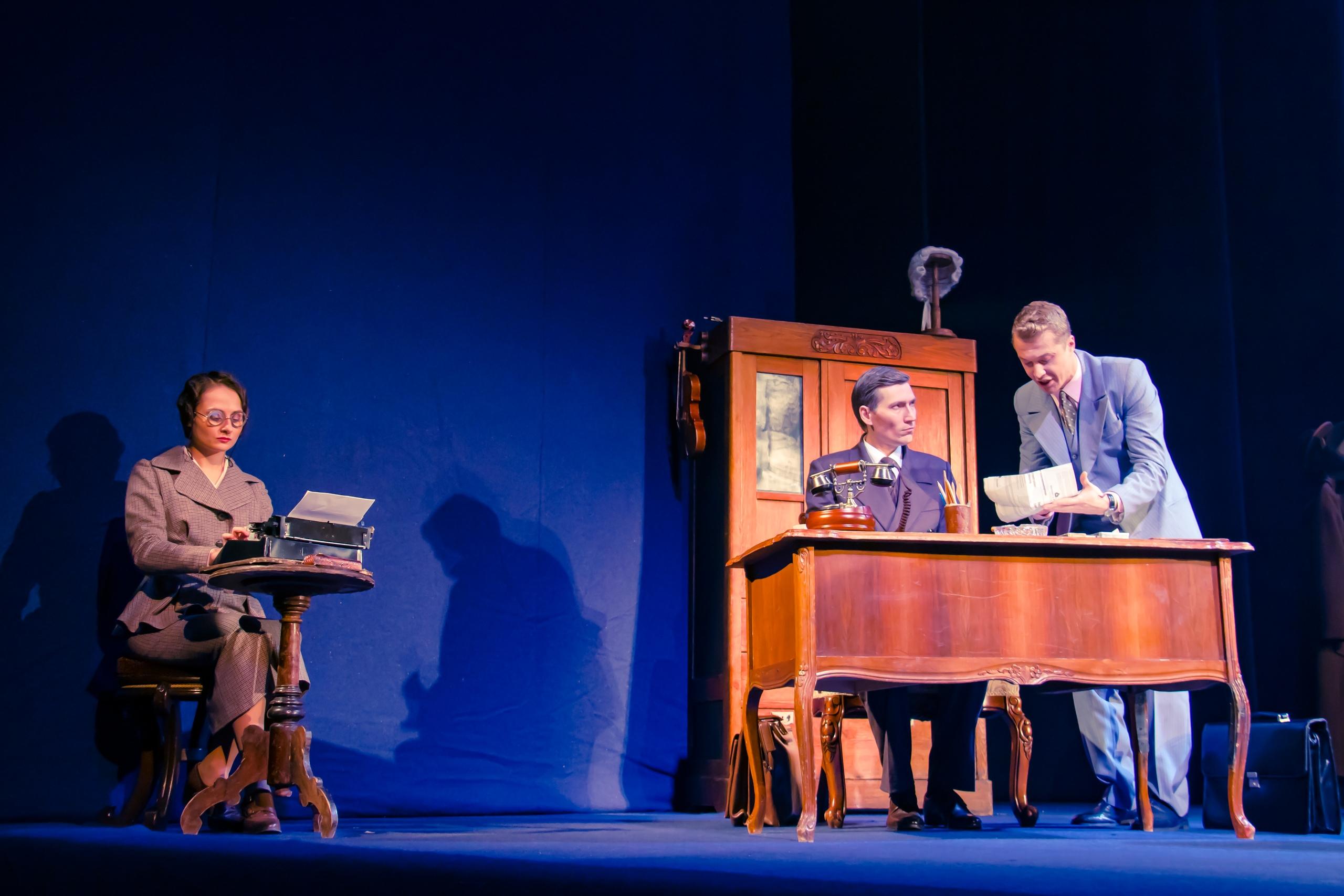 В Тверском театре раскрыто загадочное преступление