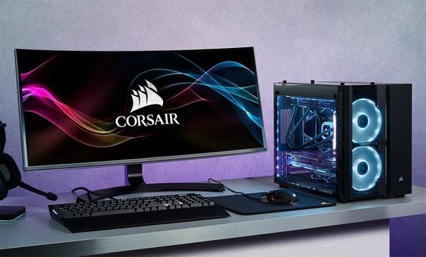 Corsair Vengeance 5185: игровой ПК с чипом