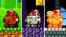 Dr. Robotnik in Super Mario Bros ✪ Sonic Boll | Gameplay 2019