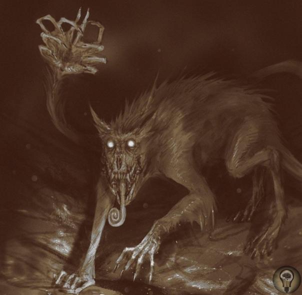 Загадочное существо из легенд Ацтеков. Ацтекская цивилизация оставила после себя множествозагадочных зданий и необычныемифы.Одна из них - легенда о странных существах, живущих на этих землях