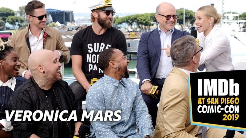 The Cast of Veronica Mars Talks Season 4, Inside Jokes and Good Place/Bad Place
