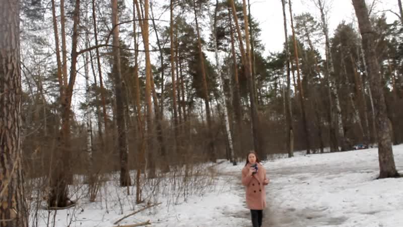 Репортаж Полины Кожевниковой. Акция Сохрани лес.