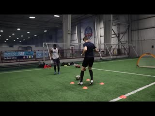 Training drills for central midfielders _ the essentials to playing central midf 1