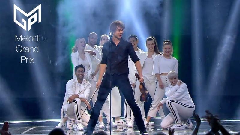 Alexander Rybak - Fairytale Thats How You Write a Song. Melodi Grand Prix 2019
