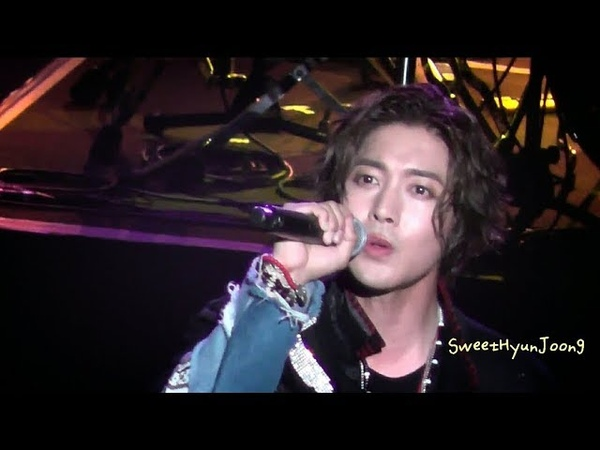180605 KIM HYUN JOONG FM_I cant erase you from my memory