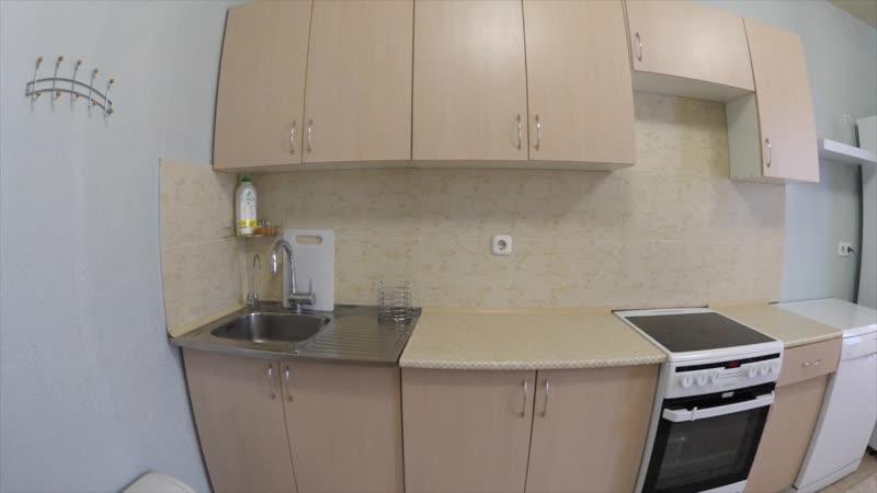 Сдается 1 комнатная квартира на длительный срок ОБЗОР