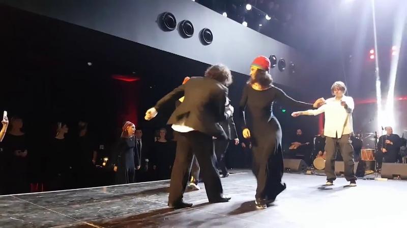 Илико Сухишвили отжигает со своим ансамблем!