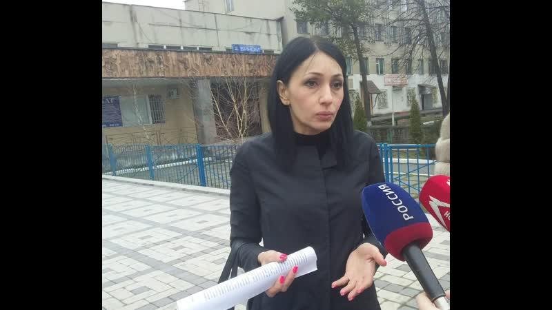 Потерпевшие по делу Цкаева возмущены поведением адвокатов подсудимых