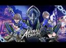 NS Astral Chain Art Screenshot Portfolio