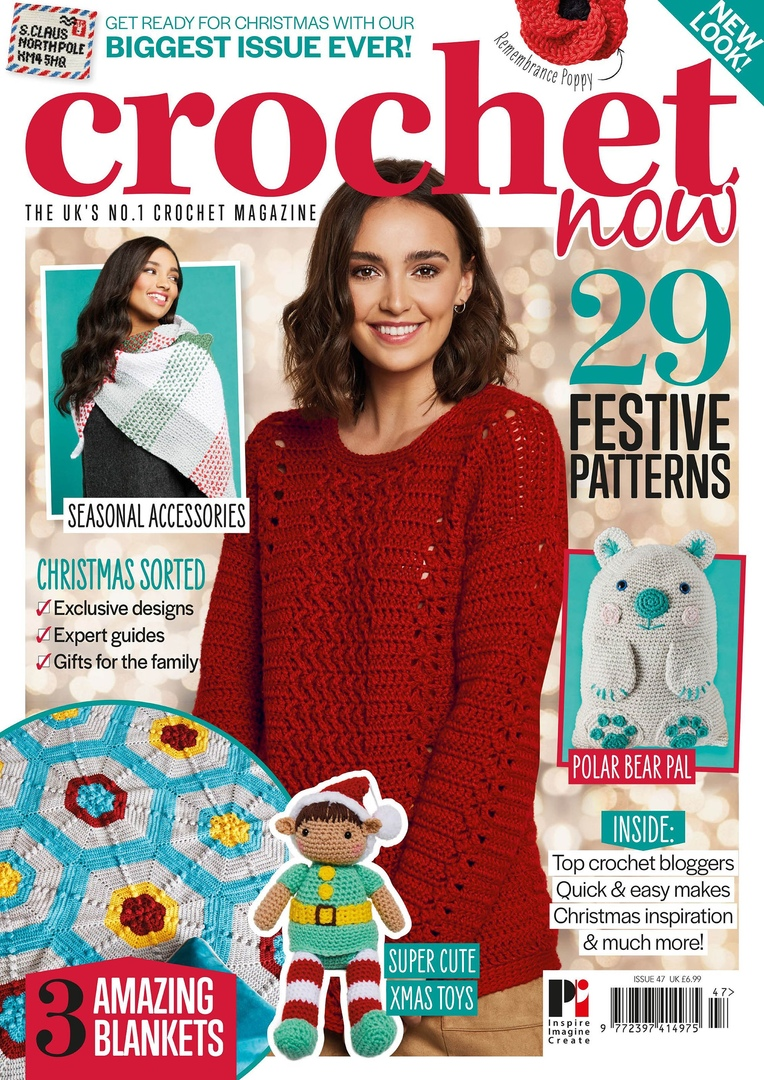 Crochet Now Issue 47 - 2019