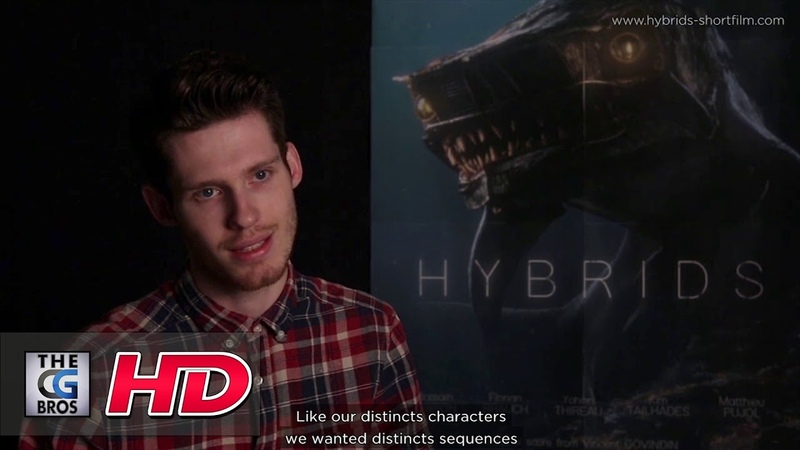 CGI VFX Making of: Hybrids - by Team Hybrids   TheCGBros