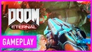 Doom Eternal On Google Stadia Gameplay   GDC 2019