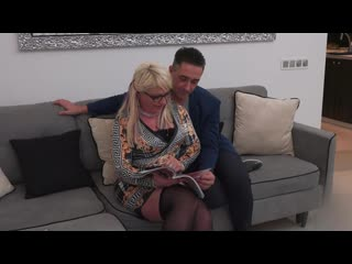 Christie dom (eu) (49) - hot milf getting an anal creampie after fucking and sucking her ass off