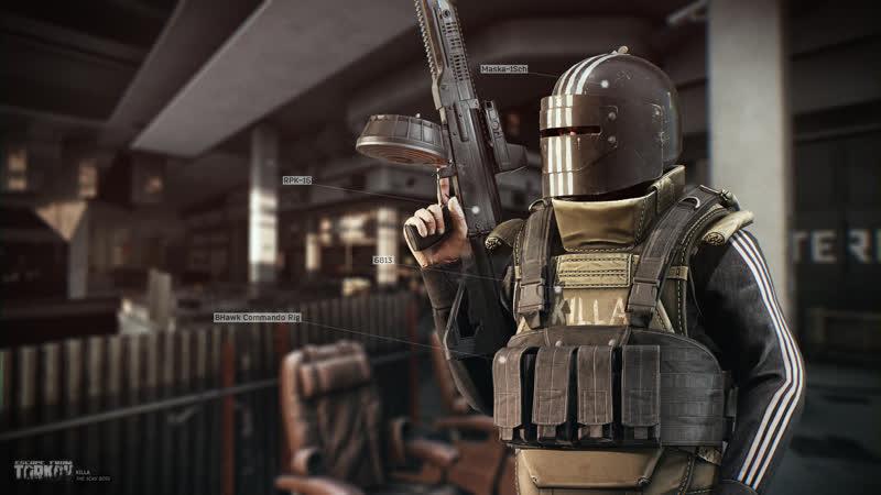 Стрим по игре Escape From Tarkov Побег из Таркова EFT⭐Куда девать миллионы18