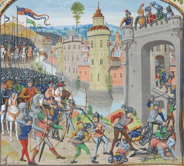 Битва за Кан (1346)