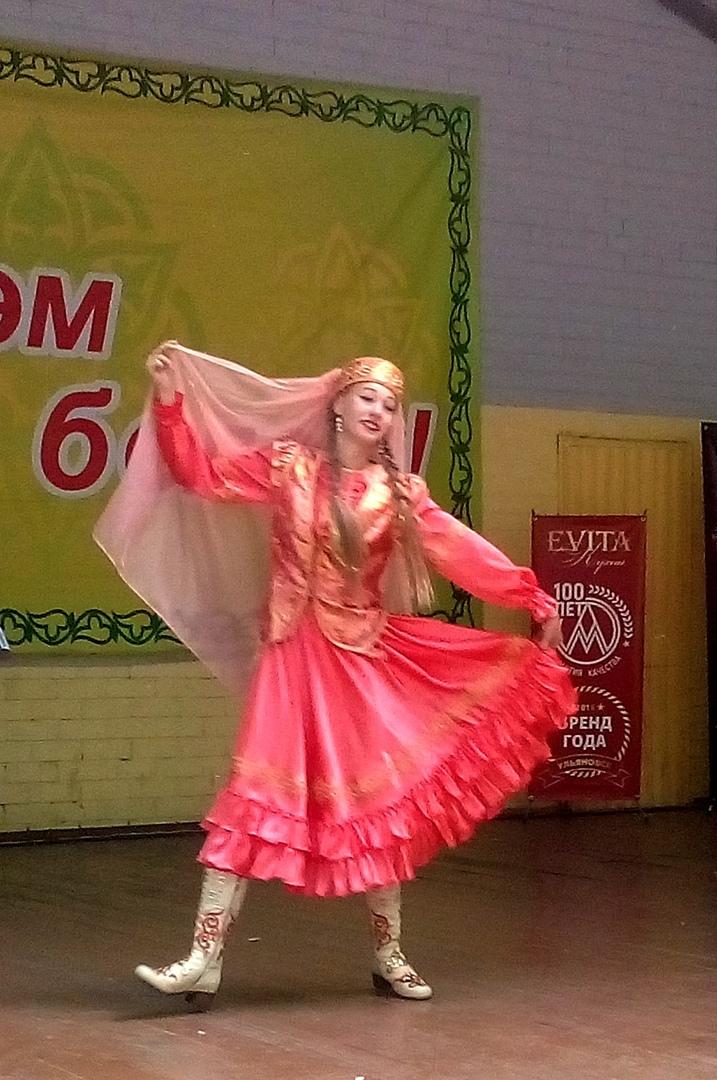 Сабантуй. Ульяновск
