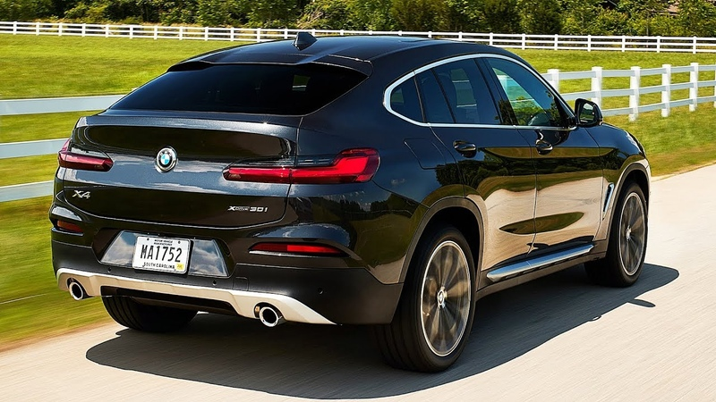 2019 BMW X4 - Interior, Exterior Driving