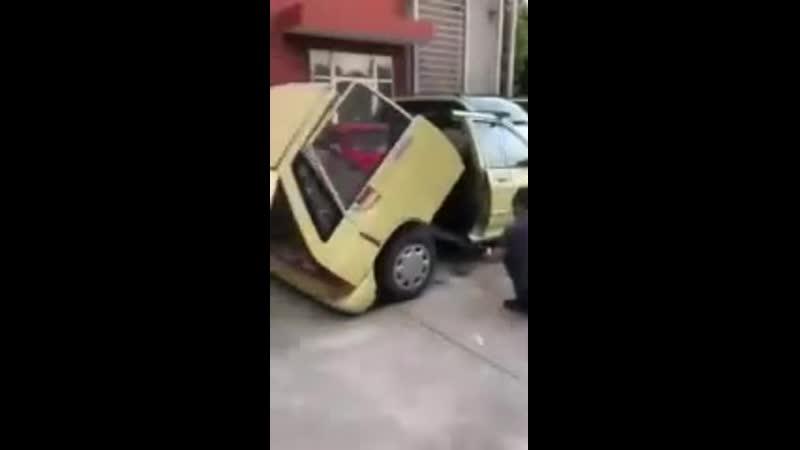Борьба с идиотской парковкой 240p mp4