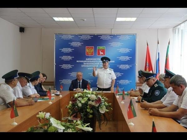 Совет атаманов казачьих обществ Северо-западного юрта