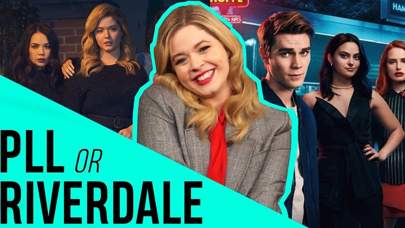 Sasha Pieterse Plays 'PLL Or Riverdale' – How Well Does She Know Her Own Show?!