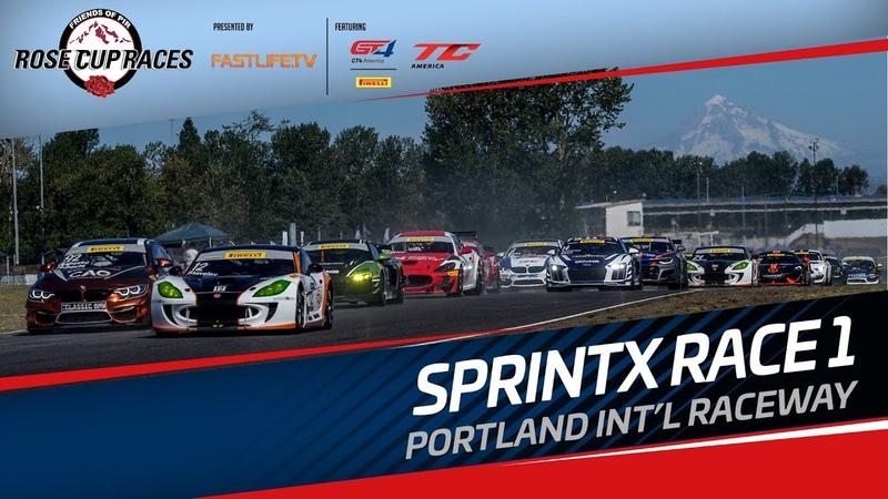 RACE 1 - PORTLAND - Pirelli GT4 America - GT4X, GT4X West -2019