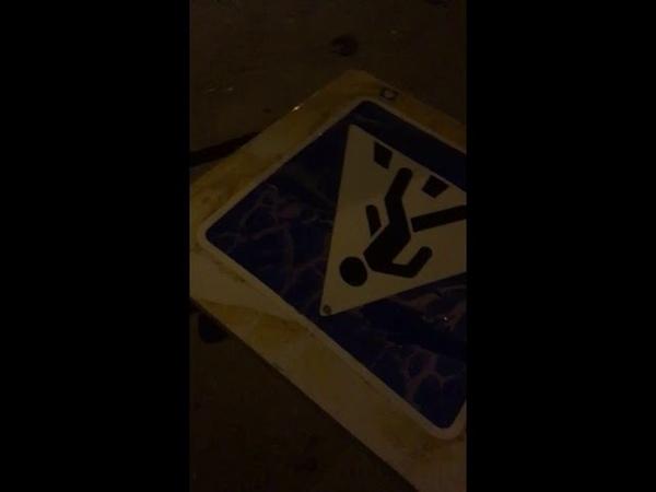 Авария на перекрестке в Энгельсе