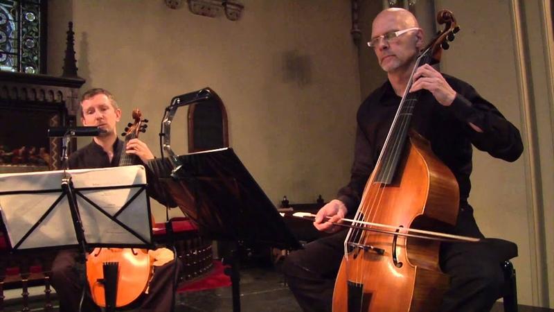 BRQ Vantaa 2015, Phantasm. W.A Mozart: Fuga 2 and 3 after J.S Bach's Wohltemperiertes Clavier, K.405