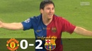 Manchester United vs Barcelona 0-2 - UCL Final 2009 - Highlights English Commentary
