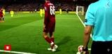 Alexander-Arnold's very smart corner againts Barcelona