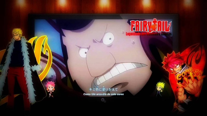 Fairy Tail Opening 19 Legendado PT BR