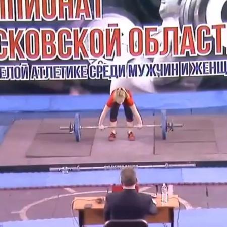 Кузьминова Варвара победительница Чемпионата Московской области в в.к. до 49 кг.