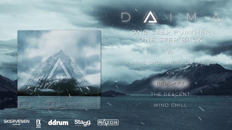 Daima - One Step Further, One Step Back EP (Full Stream)
