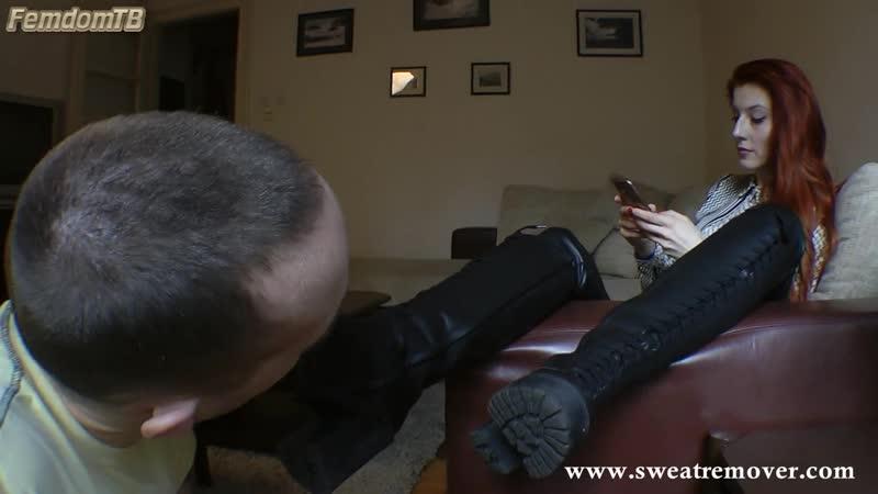 Sweat Remover - Pleasure Part 1