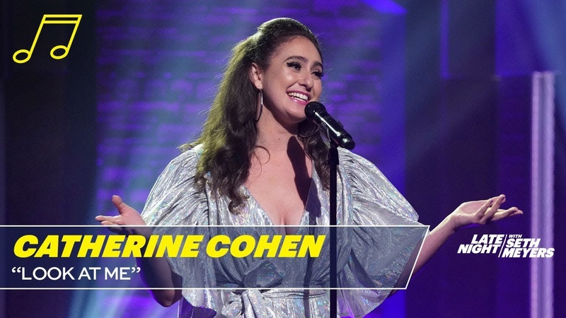 Catherine Cohen - Look at Me (Late Night with Seth Meyers)
