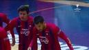 La victoria de Cerro Porteño sobre Villa La Ñata en la Copa Libertadores de Futsal FIFA