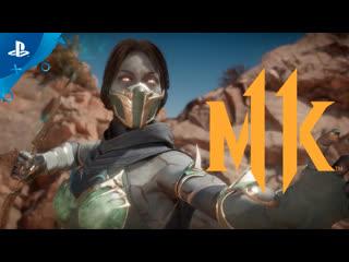 Mortal kombat 11 | трейлер бета-тестирования | ps4